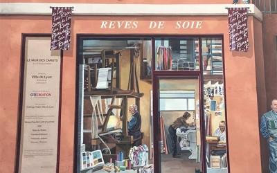丝绸历史绕不开的国家——法国